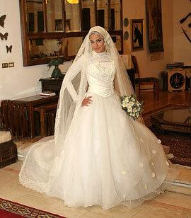 Turkish Wedding Dress 11 Good Islamic Dresses with Hijab