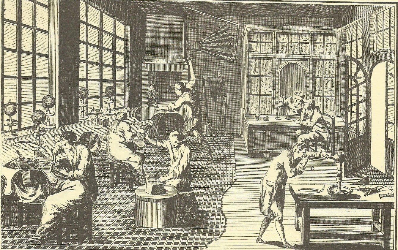 Amarillo y blanco taller antiguo - El taller de lo antiguo ...