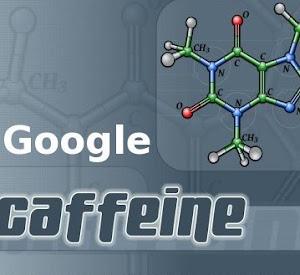 Algoritma Baru Google Caffein