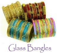 Glass Bangles