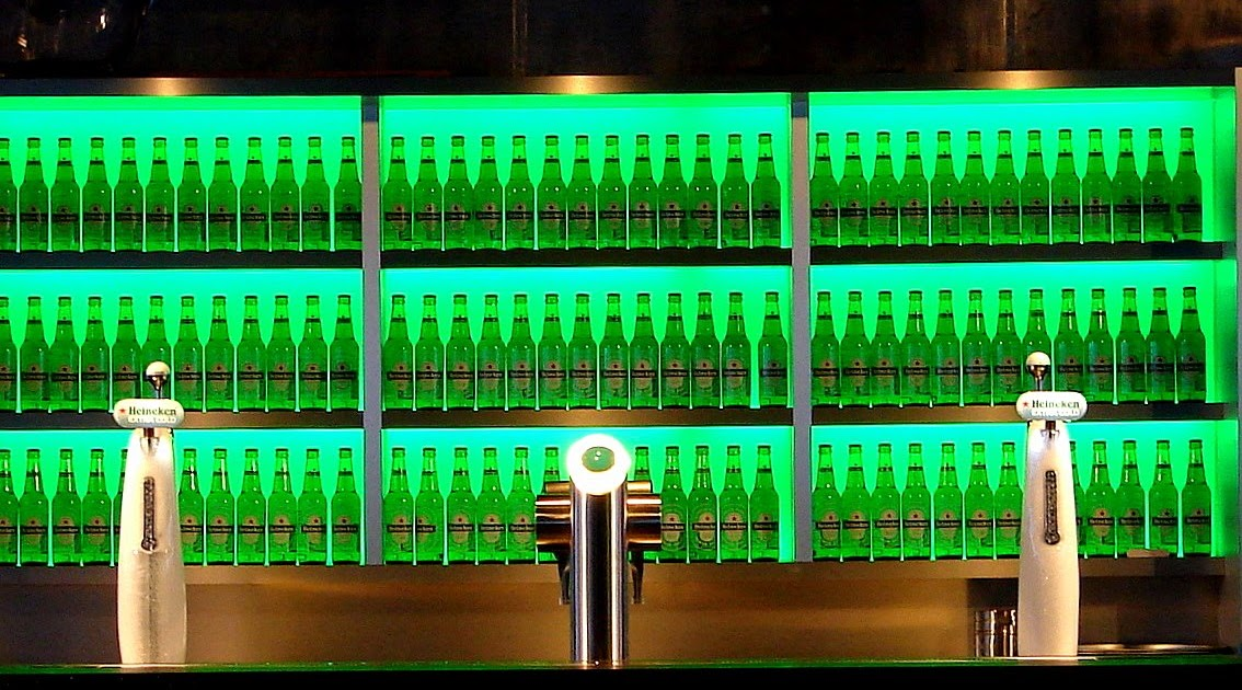 my photo diary the new heineken experience. Black Bedroom Furniture Sets. Home Design Ideas
