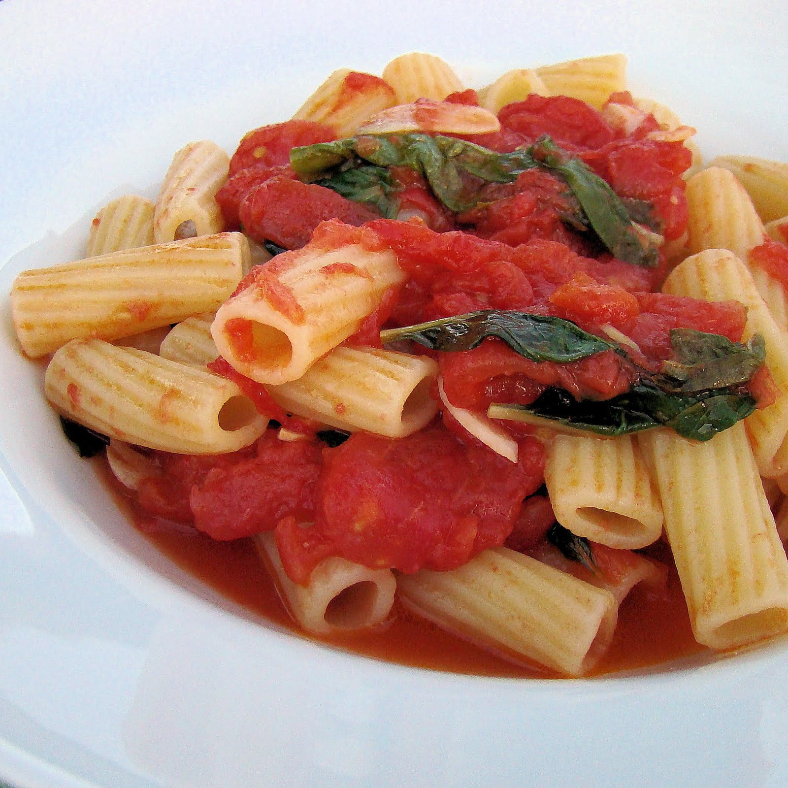 Savoir Faire: Pasta al Filetto di Pomodoro for Tomato Killers