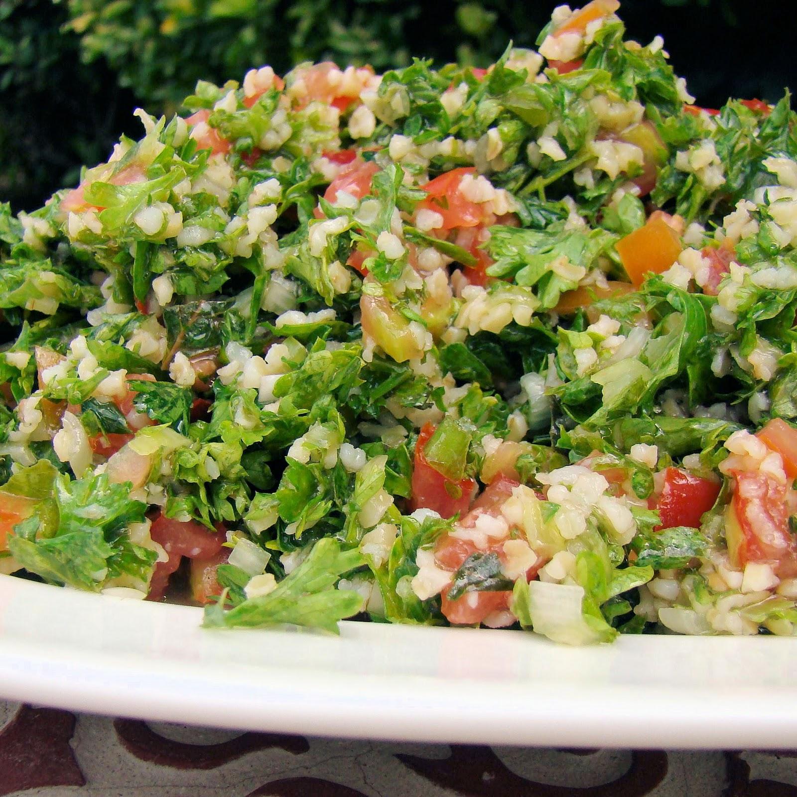 Savoir Faire: Tabouleh: The Quintessential Middle East Salad