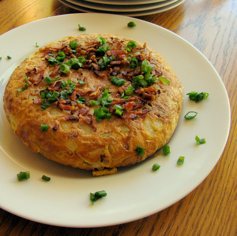 Savoir Faire: All American Roasted Potatoes, Bacon ...