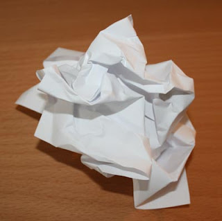 Origami Snowball