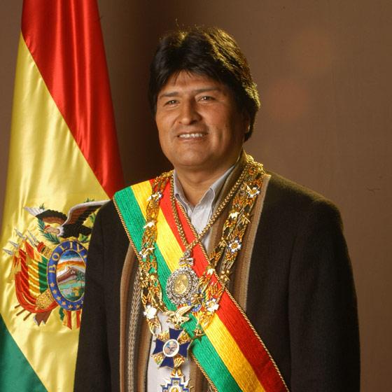 Evo Morales encabezará parada militar por independencia de