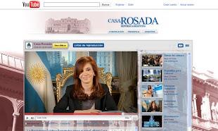 Hace Click para ver Todos los Discursos de Cristina
