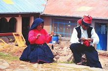 Tejedores de Taquile