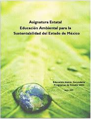 Educación Ambiental para la Sustentabilidad del Estado de México. descargalo
