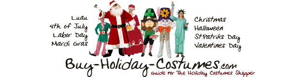 Buy-Holiday-Costumes.com | Where to buy this years Holiday Costumes?