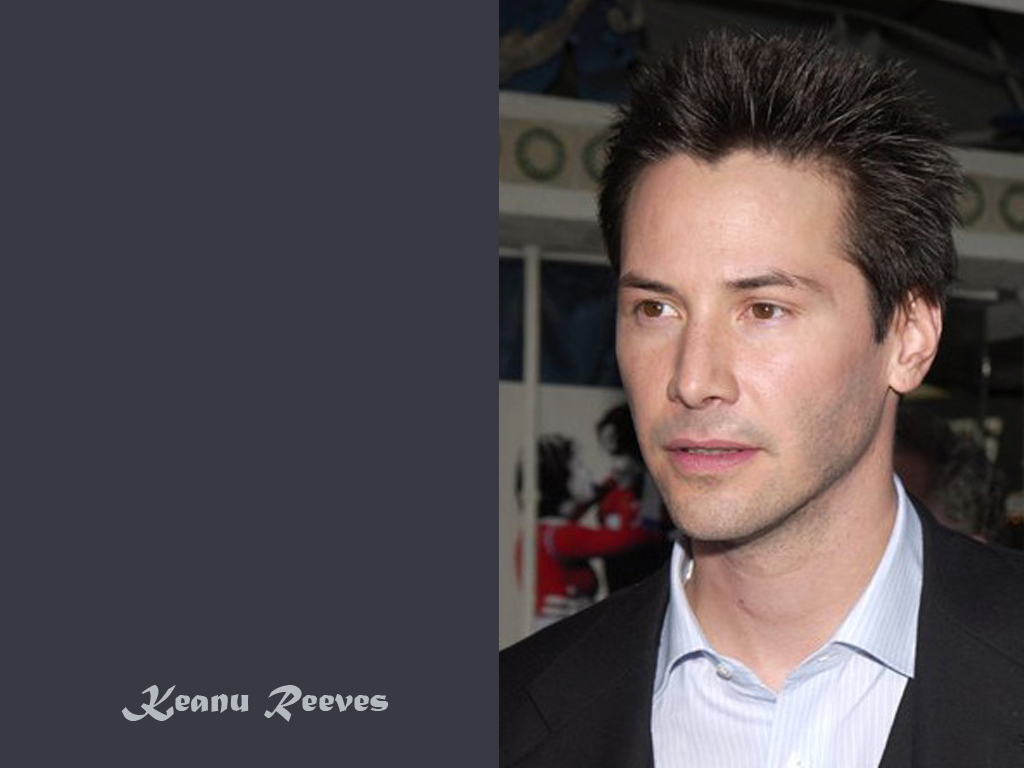 Keanu Reeves Wallpaper 2012