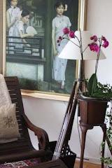 My livingroom - Mitt vardagsrum
