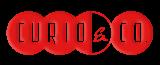 Curio and Co. Curio & Co. www.curioandco.com - Design by Cesare Asaro logo