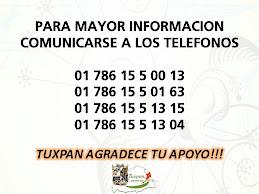 Para Mayor Informacion