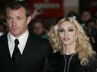 Madonna Guy Ritchie Divorce