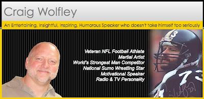 Craig Wolfley Web Site, Pittsburgh Steelers