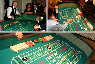 College and Corporate Entertainment Craps, talent network