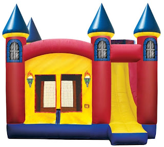 inflatable and novelty games talent network 4 in 1 fun house