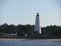 Georgetown Light North Island, Winyah Bay SC