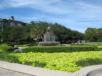 Central Fountain, Waterfront Park, Charleston SC