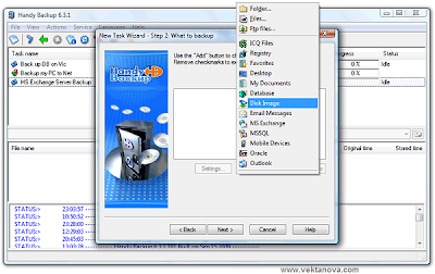 Secure Migration to Windows 7 with Handy Backup