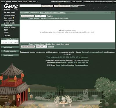 Gmail Casa de Chá