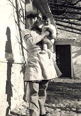 Mi Madre y mi prima Yoly