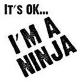 its ok... im a ninja