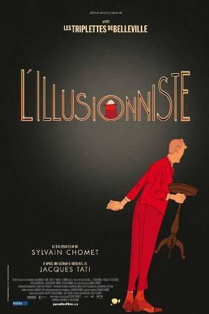 فيلم الإنيمي الرائع المُرشح للأوسكار The Illusionist 2010 مترجم !