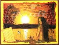 La fée de l 'ombre et de la lumière (goulou ha skeud)