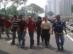 Demo Anti ISA Kuala Lumpur 2009