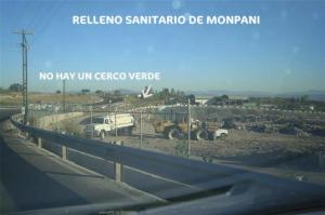 RELLENO SANITARIO DE MONPANI