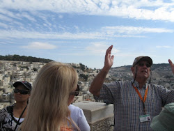 Guiding at the City of David