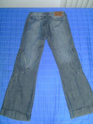 Calça Jeans Cantão