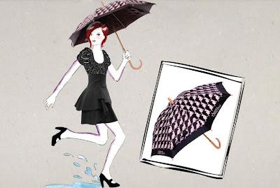 Guarda-chuva de Gatinhos Dress to