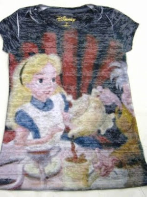 T-shirt Alice Renner
