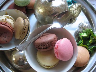 Macarons - Parisbreakfasts