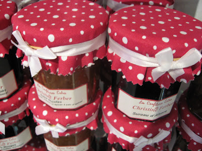 Christine Ferber confiture - Paris Breakfasts