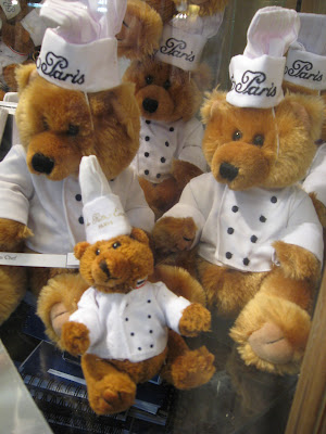 Ritz Teddy bears