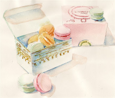 #166 New Laduree Box