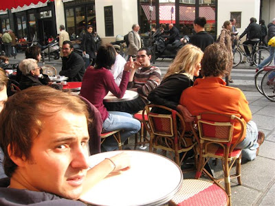Paris Cafes