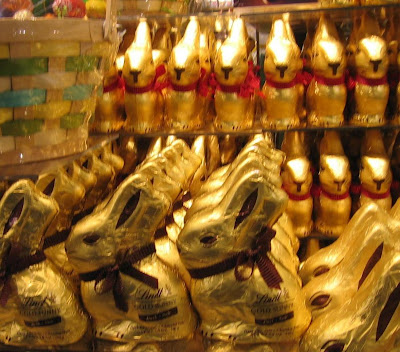 Lindt Gold Bunnies