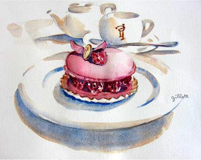 Pierre Herme's Ispahan