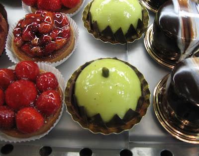 Gerard Mulot pastries