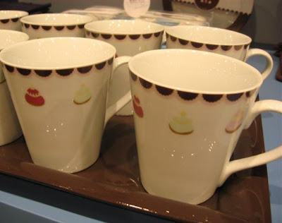 Potiron Paris Mugs