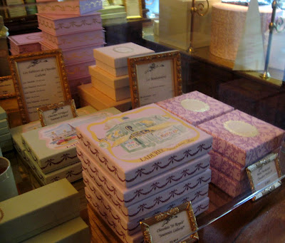 Laduree Bonaparte - Paris Breakfasts