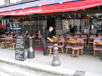 Paris Breakfasts Rue Bonaparte