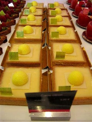 Fauchon tarte