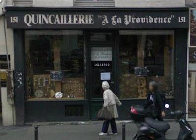 Paris breakfasts pain d 39 epice passage jouffroy - Quincaillerie paris 15 ...