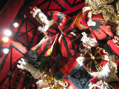 Christmas 2009 At Bergdorf Goodman
